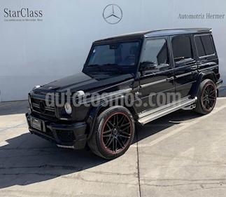 Foto venta Auto usado Mercedes Benz Clase G 500 (2012) color Negro precio $1,299,900