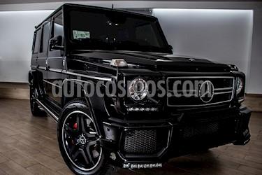 Foto venta Auto usado Mercedes Benz Clase G G 63 AMG Biturbo (2013) color Negro precio $1,890,000