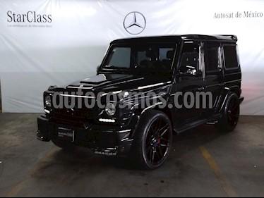 Foto venta Auto usado Mercedes Benz Clase G G 63 AMG Biturbo (2014) color Negro precio $2,399,000