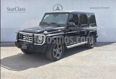 Mercedes Benz Clase G 5p G 500 L V8/4.0/T Aut usado (2016) color Negro precio $1,699,900