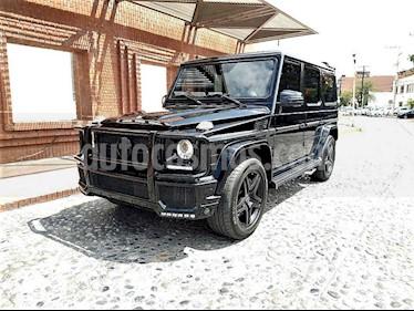 Mercedes Benz Clase G G 63 AMG Biturbo usado (2016) color Negro precio $1,550,000