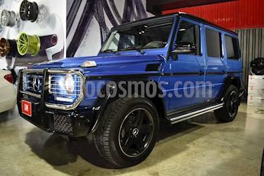 Mercedes Benz Clase G 500 4X4 usado (2018) color Azul precio $2,299,000