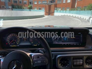 Mercedes Clase G 500 Biturbo usado (2019) color Negro precio $3,490,000