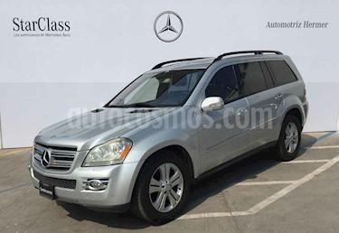 Foto venta Auto usado Mercedes Benz Clase GL 450 (2007) color Gris precio $249,900