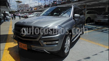 Foto venta Carro usado Mercedes Benz Clase GL 500 (2015) color Plata precio $185.900.000