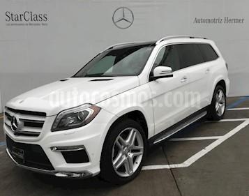 Foto venta Auto usado Mercedes Benz Clase GL 500 (2014) color Blanco precio $590,000