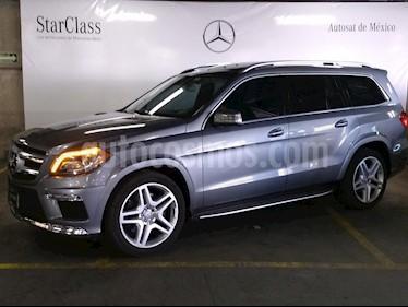 Foto venta Auto usado Mercedes Benz Clase GL 500 (2016) color Gris precio $799,000
