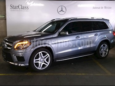 Mercedes Benz Clase GL 500 usado (2016) color Gris precio $729,000