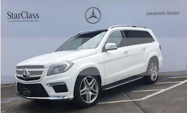 Foto venta Auto usado Mercedes Benz Clase GL 500 (2014) color Blanco precio $529,900