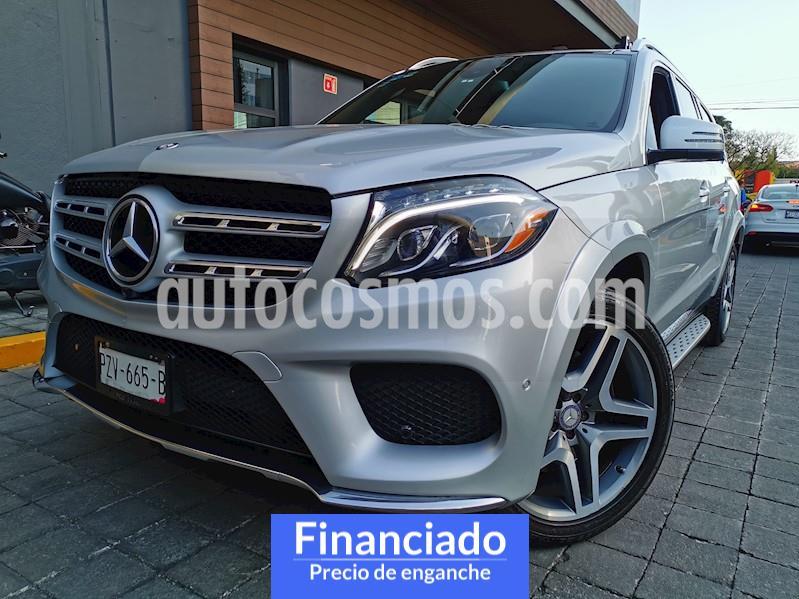 Mercedes Benz Clase GL 500 usado (2017) color Plata Cubanita precio $188,750