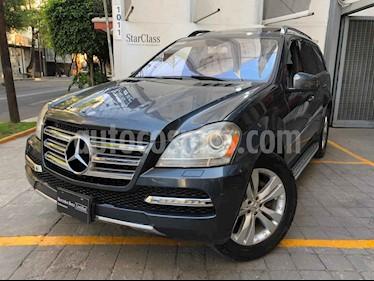 Mercedes Benz Clase GL 500 usado (2011) color Gris precio $290,000