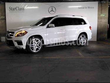 Mercedes Benz Clase GL 500 usado (2016) color Blanco precio $739,000