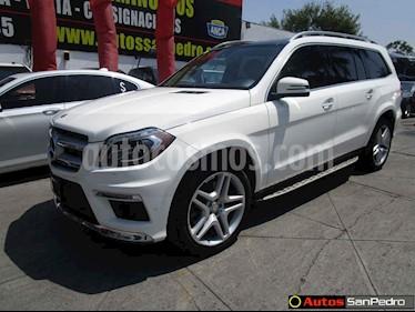 Mercedes Benz Clase GL 500 usado (2014) color Blanco precio $565,000
