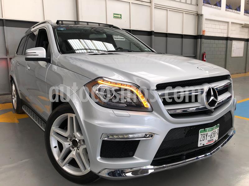 Mercedes Benz Clase GL 63 AMG Biturbo usado (2016) color Plata precio $580,000
