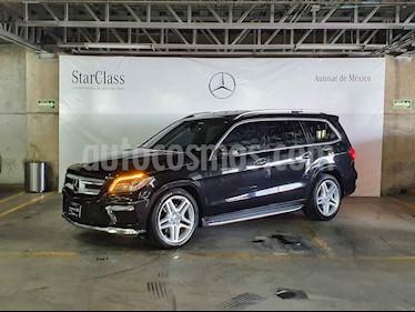 Mercedes Benz Clase GL 5p 500 V8 4.7 BT aut usado (2013) color Negro precio $449,000