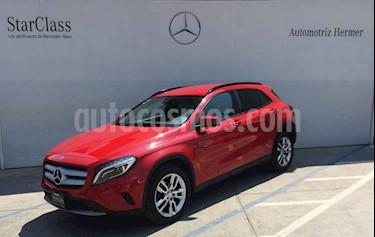 Foto venta Auto usado Mercedes Benz Clase GLA 180 CGI (2017) color Rojo precio $344,900