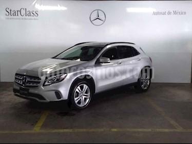 Foto venta Auto usado Mercedes Benz Clase GLA 200 CGI Aut (2018) color Plata precio $409,000