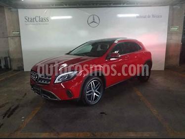 Foto Mercedes Benz Clase GLA 200 CGI Sport Aut usado (2019) color Rojo precio $579,000
