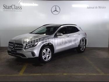 Foto venta Auto Seminuevo Mercedes Benz Clase GLA 200 CGI Sport Aut (2018) color Plata precio $419,000