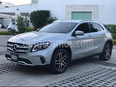 Foto venta Auto usado Mercedes Benz Clase GLA 200 CGI Sport Aut (2018) color Plata Iridio precio $398,000