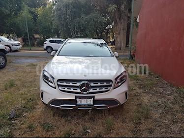 Mercedes Benz Clase GLA 200 CGI Sport Aut usado (2018) color Blanco precio $460,000