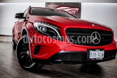 Foto venta Auto Seminuevo Mercedes Benz Clase GLA 200 CGI Sport Aut (2017) color Rojo Opalo precio $379,000