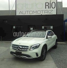 Foto venta Auto usado Mercedes Benz Clase GLA 200 CGI Sport Aut (2018) color Blanco precio $445,000