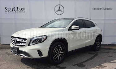 Foto venta Auto usado Mercedes Benz Clase GLA 200 CGI Sport Aut (2018) color Blanco precio $439,900
