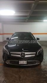 Mercedes Benz Clase GLA 200 CGI Sport Aut usado (2015) color Negro precio $316,000
