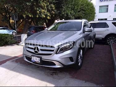 Foto venta Auto usado Mercedes Benz Clase GLA 200 CGI Sport Aut (2017) color Gris precio $419,000
