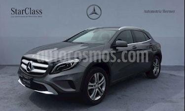 Mercedes Benz Clase GLA 200 CGI Sport Aut usado (2017) color Gris precio $369,900