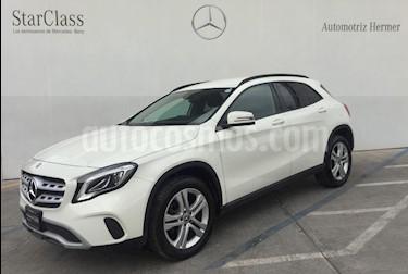Foto venta Auto usado Mercedes Benz Clase GLA 200 CGI (2018) color Blanco precio $449,900