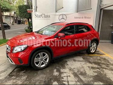 Foto venta Auto usado Mercedes Benz Clase GLA 200 CGI (2018) color Rojo precio $405,000