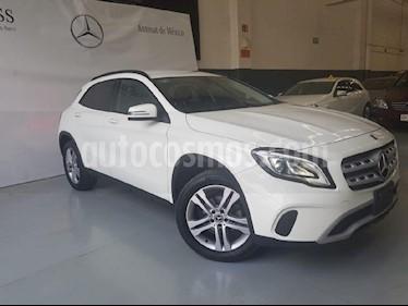 Foto venta Auto usado Mercedes Benz Clase GLA 200 CGI (2018) color Blanco precio $404,000