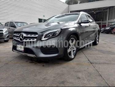 Foto venta Auto usado Mercedes Benz Clase GLA 250 CGI Sport Aut (2019) color Plata precio $550,000