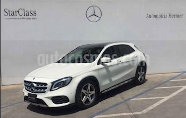 Foto venta Auto usado Mercedes Benz Clase GLA 250 CGI Sport Aut (2018) color Blanco precio $489,900