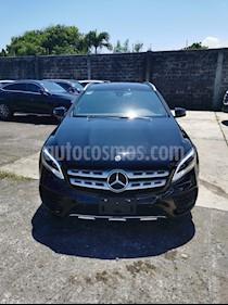 foto Mercedes Benz Clase GLA 250 CGI Sport Aut usado (2020) color Negro precio $610,000