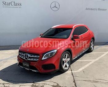 Foto venta Auto usado Mercedes Benz Clase GLA 250 CGI Sport Aut (2018) color Rojo precio $499,900