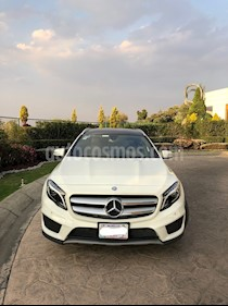 Mercedes Benz Clase GLA 250 CGI Sport Con Techo Aut usado (2017) color Blanco precio $455,000