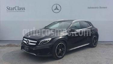 Mercedes Benz Clase GLA 250 CGI Sport Con Techo Aut usado (2017) color Negro precio $429,900
