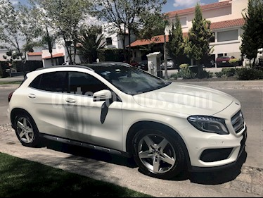 Mercedes Benz Clase GLA 250 CGI Sport Con Techo Aut usado (2017) color Blanco precio $398,000