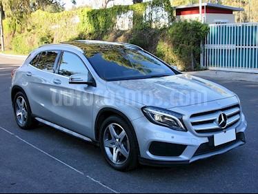 Foto venta Auto usado Mercedes Benz Clase GLA 250 Urban 4Matic AMG Line (2016) color Gris Montana precio u$s36.500