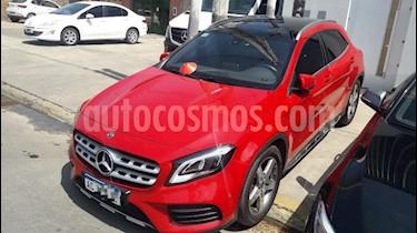 foto Mercedes Benz Clase GLA 45 AMG 4Matic usado (2018) color Rojo precio $2.915.000