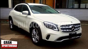 Foto Mercedes Benz Clase GLA 5P GLA 200 1.6T 156 HP TA usado (2018) color Blanco precio $385,000