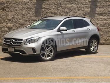 foto Mercedes Benz Clase GLA 5p GLA 200 Sport L4/1.6 Aut usado (2018) color Plata precio $430,000