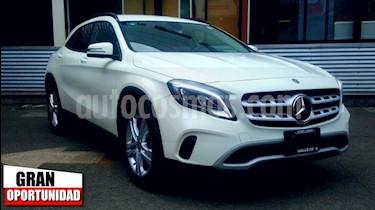 foto Mercedes Benz Clase GLA 5p GLA 200 Sport L4/1.6 Aut usado (2018) color Blanco precio $385,000