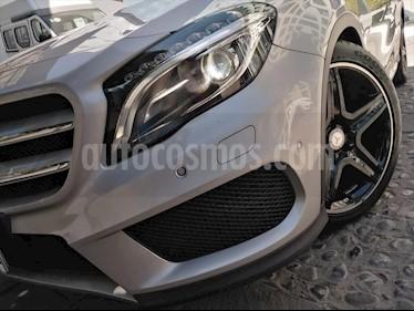 Mercedes Benz Clase GLA 250 CGI Sport Sin Techo Aut  usado (2017) color Plata precio $380,000