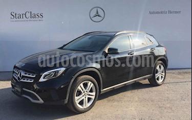 Mercedes Benz Clase GLA 200 CGI usado (2019) color Negro precio $449,900