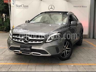 Mercedes Benz Clase GLA 200 CGI Sport Aut usado (2018) color Gris precio $420,000