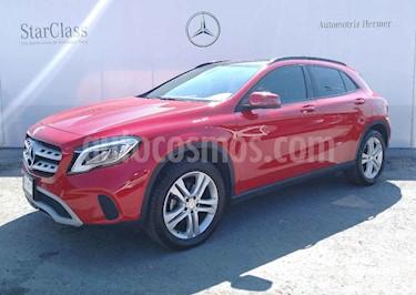 Mercedes Benz Clase GLA 200 CGI Sport Aut usado (2018) color Rojo precio $389,900